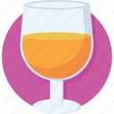 alcoholic drink, glass, juice, water glass, wineglass icon