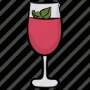 butterfly pea, flower juice, fresh juice, natural drink, summer drink