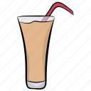 beverage, cocktail, drink, fizzy drink, wine icon