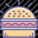 burger, fast food, food, hamburger, sandwich, unhealthy