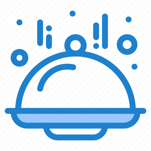 dome, food, line icon