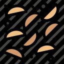 food, fried, potato icon