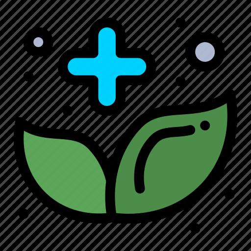 alternative, food, herb, herbal, medicine icon