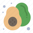food, fruit, healthy, pear icon