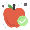apple, food, healthy, meal