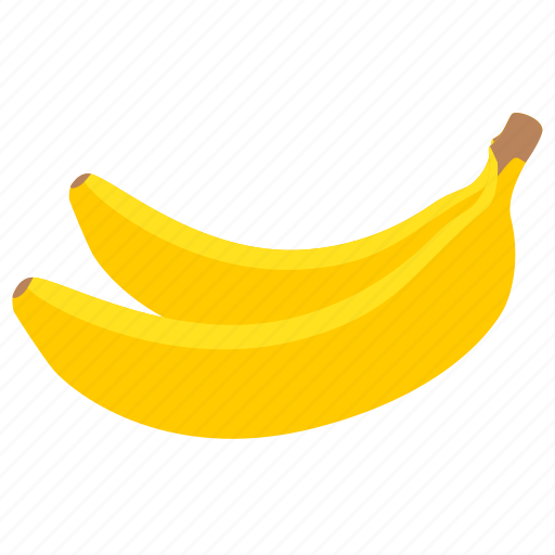 Banana, bananas, food, fruit icon - Download on Iconfinder