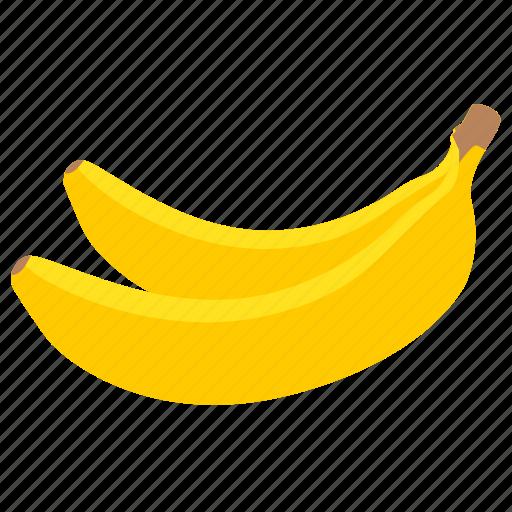 banana, banana icon, bananas, food, food icon, fruit, fruit icon icon