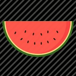 food, fruit, fruit icon, melon, melon icon, watermelon icon