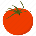 food, foodstuffs, fruit, pomodoro, tomato, tomato icon, vegetables icon