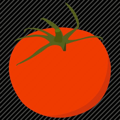 food, foodstuffs, fruit, pomodoro, tomato, tomato icon, vegetables icon