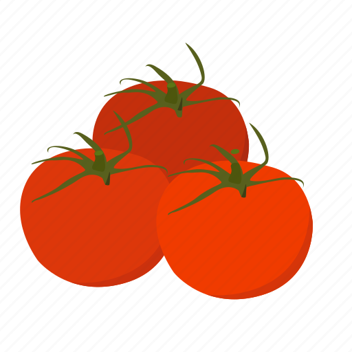 food, foodstuffs, fruit, pomodoro, tomatoes, tomatoes icon, vegetables icon