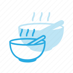 eat, food, soup icon