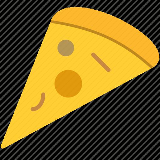 eat, fast food, pizza, slice icon