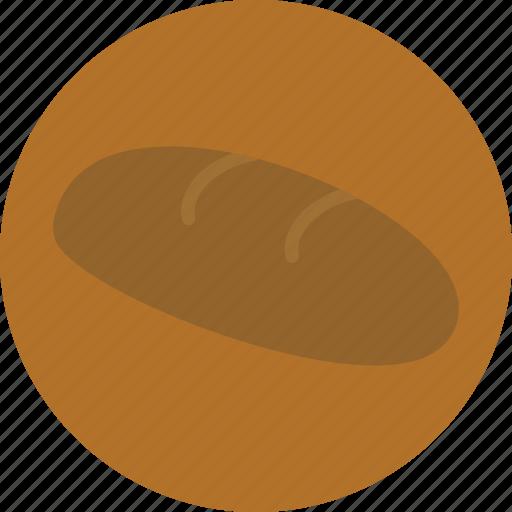 bakery, baking, bread, food icon