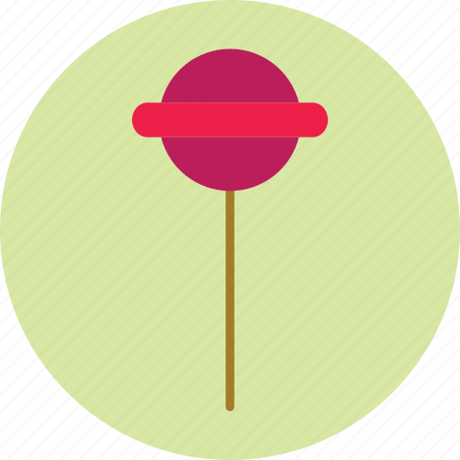 candy, lollipop, lolly, sucker icon