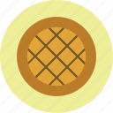 cookie, pie, sweet, tasty icon