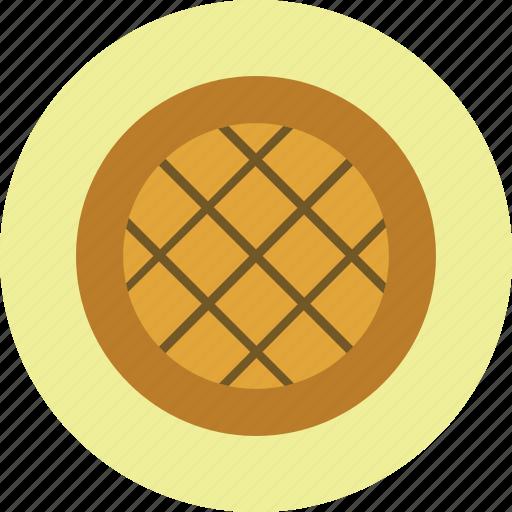 cookie, pie, sweet, tasty icon
