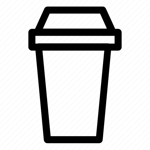 coffee, cup, drink, food, snack icon
