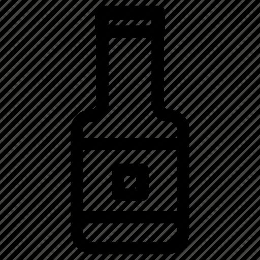 beer, bottle, drink, snack icon