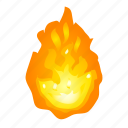 elements, fire icon