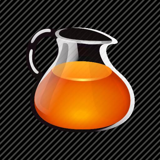 Food, fruit, juice, liquid, orange, pitcher icon - Download on Iconfinder