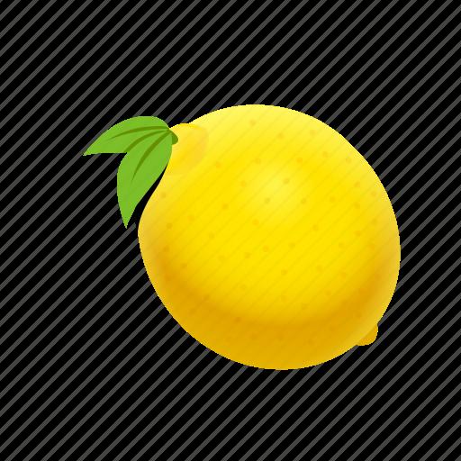 Food, fruit, lemon icon - Download on Iconfinder