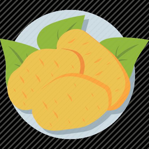 diet, food, healthy food, potato, vegetable icon