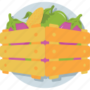 cooking, grocery, kitchen, shop, vegetable icon