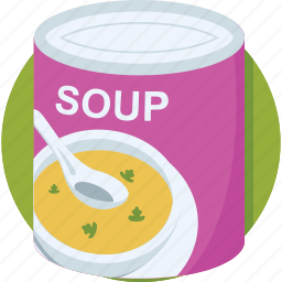 chinese food, hot food, meal, soup, soup box icon