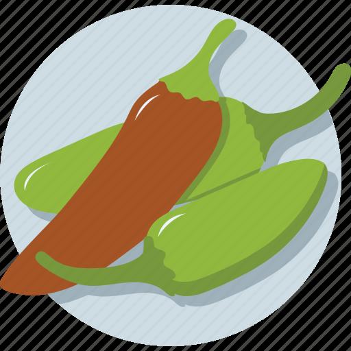 chili, chili pepper, fried chilli, hot chili, spice icon