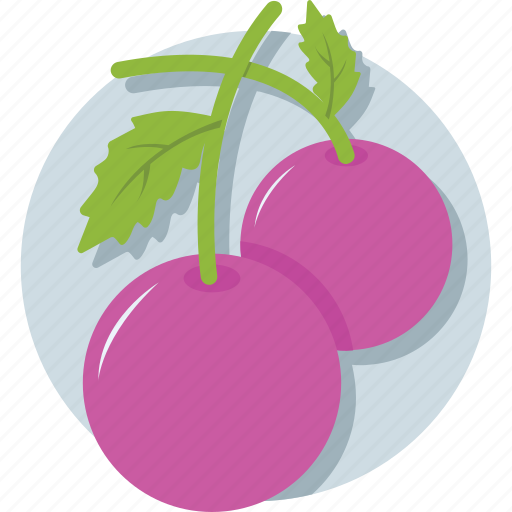 cherries, cherry, fruit, healthy, nutrition icon