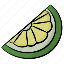 citrus, food, fruit, orange, orange slice, ripe orange icon