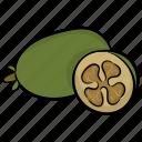 food, fruit, healthy diet, kiwi, tropical fruit