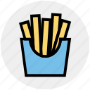 chips, eating, food, french fries, fries, junk