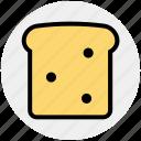 toast, sandwich, food, cooking, lunch, breakfast, bread
