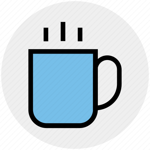 coffee, cup, drink, hot, hot coffee, tea, wine icon