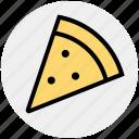 slice, food, pizza slice, fast food, pizza, meal, italian