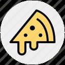 cheese, fast food, food, italian, pizza, pizza slice, slice