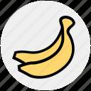 food, vitamin, healthy, fruits, fresh, banana