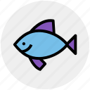 cooking, eating, fish, fishing, food, meal, seafood icon