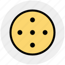 biscuit, chip, christmas, cookie, cracker, food, snack icon
