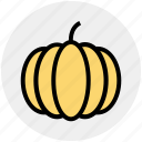 food, halloween, healthy, pumpkin, pumpkin vegetable, vegetables icon