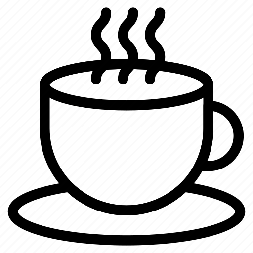 Beverage, coffee, cup, drink, hot icon - Download on Iconfinder