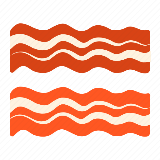 Bacon, food, meat, pork icon - Download on Iconfinder