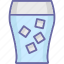 cold drink, drink glass, fizzy drink, soda icon