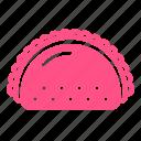 bread, fastfood, food, junkfood, meat, sandwich, vegetables icon