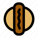 bread, diet, food, healthy, nutrition, restaurant, soup icon