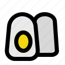 diet, egg, food, healthy, nutrition, restaurant, soup icon