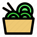 diet, food, healthy, meal, nutrition, restaurant, soup icon