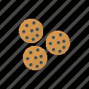 bakery, biscuit, cookies, food, sweet
